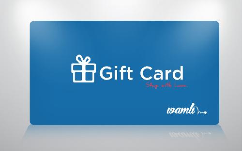 Wamli Gift Cards